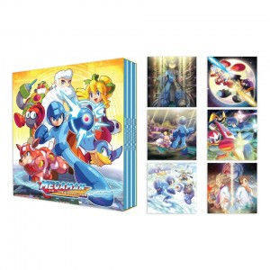 CAPCOM SOUND TEAM Mega Man 1-11: The Collection (6XLP)