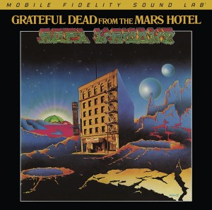 GRATEFUL DEAD From the Mars Hotel (2xLP 45rpm)
