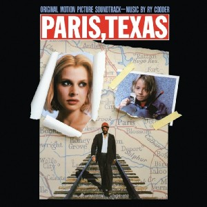 RY COODER Paris, Texas (COLOR LP)