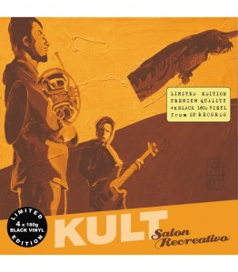 KULT Salon Recreativo (BLACK 180g 4xLP)