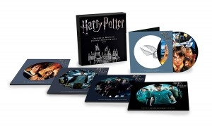 HARRY POTTER: I-V (10xLP BOX)