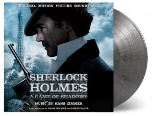 HANS ZIMMER Sherlock Holmes: A Game Of Shadows (COLOR 2xLP)