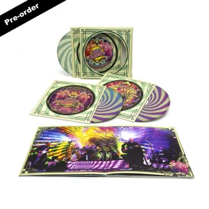NICK MASON'S SAUCERFUL OF SECRETS  Live At The Roundhouse (2xCD+DVD)