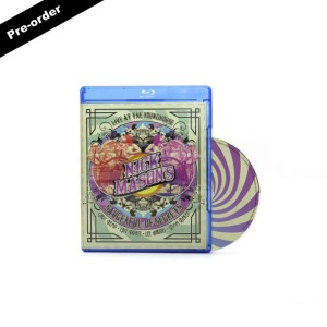 NICK MASON'S SAUCERFUL OF SECRETS  Live At The Roundhouse (BLU-RAY)