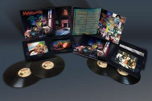 MARILLION Script For A Jester's Tear (DELUXE 4xLP)