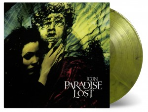 PARADISE LOST Icon (COLOR LP)