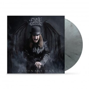 OZZY OSBOURNE Ordinary Man (LIMITED DELUXE SILVER SMOKE LP)