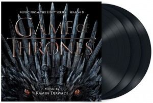 RAMIN DJAWADI Game of Thrones: Season 8 (3xLP)