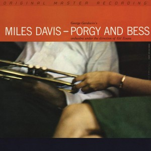 MILES DAVIS Porgy And Bess (180g MFSL 2-485)