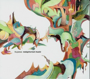 NUJABES Metaphorical Music (JAPAN CD)
