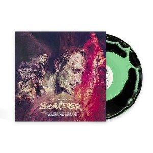 TANGERINE DREAM Sorcerer (OST 180g COLOR LP)