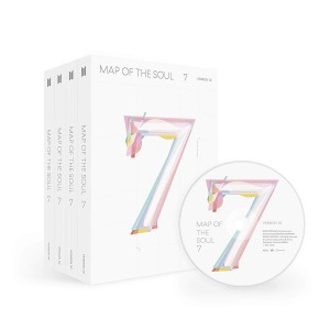 BTS BANGTAN BOYS Map of the Soul: 7 (KPOP CD)  +BONUSY