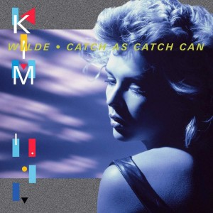 KIM WILDE Catch As Catch Can (COLOR LP)