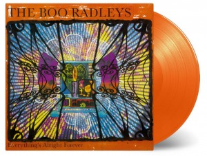 THE BOO RADLEYS Everything's Alright Forever (COLOR LP)