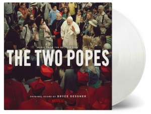 BRYCE DESSNER The Two Popes (COLOR LP)