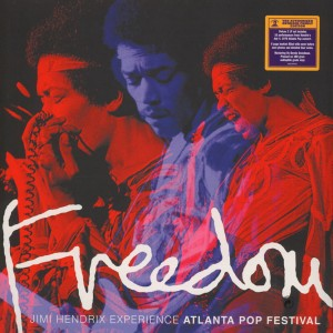 JIMI HENDRIX Freedom Atlanta Pop Festival 2xLP 200g (US NUMBERED)
