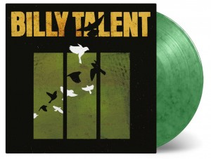 BILLY TALENT Billy Talent III (COLOR LP)