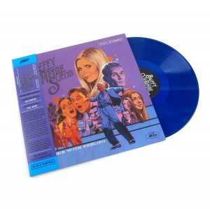 BUFFY THE VAMPIRE SLAYER:  One More Time with Feeling (BLUE COLOR LP)