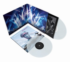 RSD15 SIMPLE MINDS Celebrate  -TRANSPARENT 2xLP