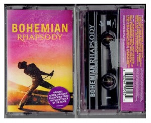 QUEEN Bohemian Rhapsody (The Original Soundtrack) (MC CASSETTE)
