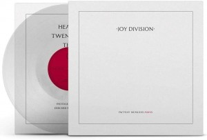 JOY DIVISION Closer (40th ANNIVERSARY CLEAR VINYL)