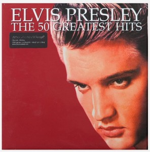ELVIS PRESLEY 50 Greatest Hits - 3xLP 180g (MOVLP296)