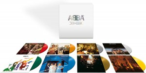 ABBA Studio Albums (COLOR VINYL 8xLP BOX)