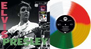 ELVIS PRESLEY THE Rock & Roll Collection (Blue, Red, Yellow, Green & Orange Vinyl)