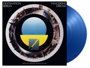 TANGERINE DREAM Destination Berlin (COLOURED VINYL)