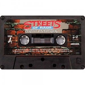 YUZO KOSHIRO	Streets Of Rage - Perfect Soundtrack (Tape Edition)
