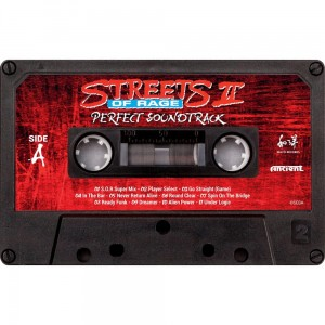 YUZO KOSHIRO	Streets Of Rage 2 - Perfect Soundtrack (Tape Edition)