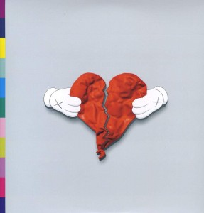 KANYE WEST 808s & Heartbreak DELUXE 2LP+CD