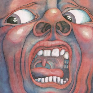 KING CRIMSON In The Court Of Crimson King (200g LP STEVEN WILSON REMIX)