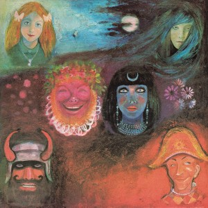 KING CRIMSON In The Wake Of Poseidon (200g LP STEVEN WILSON REMIX)