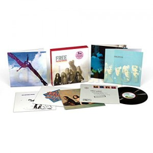 Free (UK) The Vinyl Collection Remaster 7x180g LP