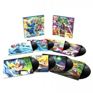 CAPCOM SOUND TEAM Mega Man X 1-8: The Collection