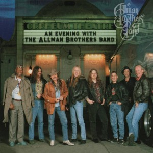 RSD20 ALLMAN BROTHERS BAND An Evening With The Allman Brothers Band: First Set (BLUE & BLACK)