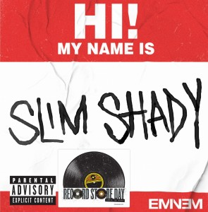 RSD20 EMINEM My Name Is / Bad Guys Always Die
