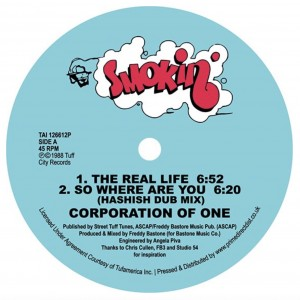 RSD20 CORPORATION OF ONE So Where Are You / The Real Life