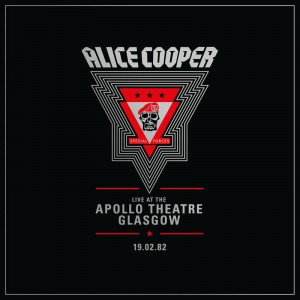 RSD20 ALICE COOPER Live From The Apollo Theatre Glasgow, Feb 19, 1982