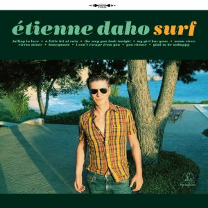 RSD20 ETIENNE DAHO Surf. Vol.2 (GREEN VINYL ALBUM)