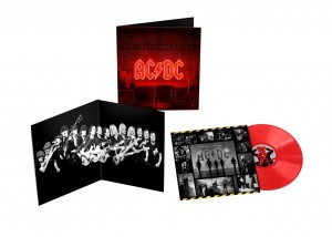 AC/DC Power Up (RED VINYL)