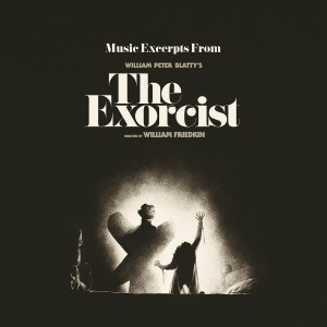 THE EXORCIST Egzorcysta - OST color 180g LP