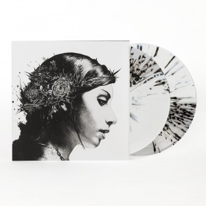 ARIEL LOH The Eyes Of My Mother (180g Double LP Half White, Half Crystal Clear Vinyl)