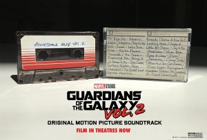 (MC) Guardians Of The Galaxy Vol. 2: Awesome Mix Vol. 2