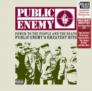 (BF20) PUBLIC ENEMY Power To The People And The Beats - Greatest Hits (2xLP)
