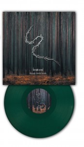 LUNATIC SOUL Through Shaded Woods (COLOR LP)