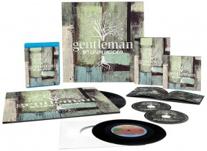 GENTLEMAN MTV Unplugged BOX 2CD/DVD/Blu-ray/4LP/7