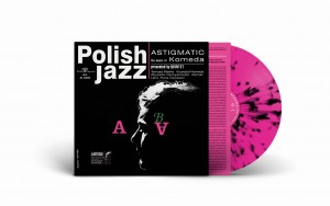 KRZYSZTOF KOMEDA Astigmatic (SPLATTER LP LIMITED EDITION)