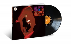 THE GIL EVANS ORCHESTRA Out Of The Cool (HQ LP ACOUSTIC SOUNDS SERIES)